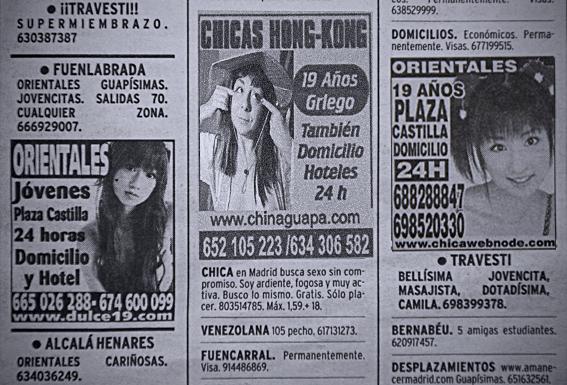prostitutas en mil anuncios follando prostitutas de la calle