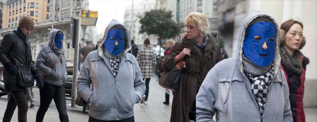 Anónimos en la ciudad 2