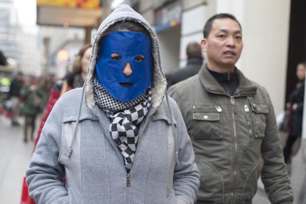 Anónimos en la ciudad 4