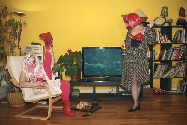 Wanda y Pinky Spring